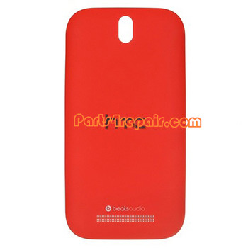 Back Cover for HTC One SV -Red