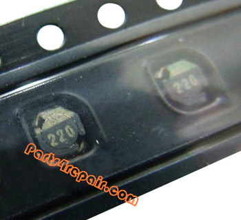 Coil IC for HTC Desire V / Desire VC / Desire VT from www.parts4repair.com