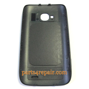 Back Cover for Nokia Lumia 710 -Black