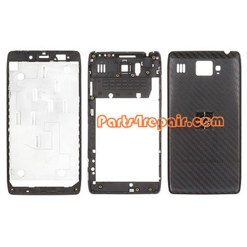 We can offer Full Housing Cover for Motorola RAZR HD XT925