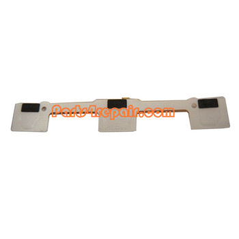 We can offer Keypad Light Membrane Flex Cable for Nokia Lumia 820