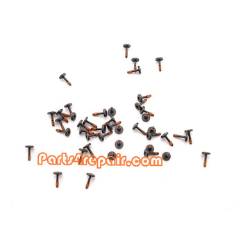 8pcs T4 (1.0*4.8) Screws for Nokia Lumia 820 from www.parts4repair.com