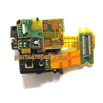 Earphone Jack Flex Cable for Sony Xperia Z L36H