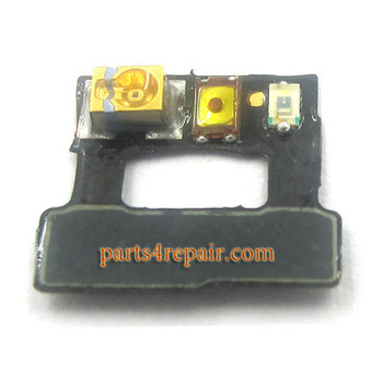 Power Flex Cable for HTC One from www.parts4repair.com