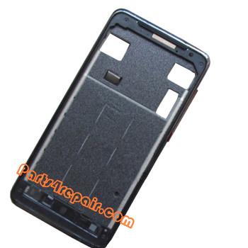 LCD Bezel for HTC J Z321E -Black