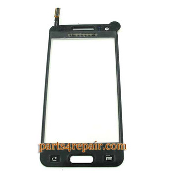 Touch Screen Digitizer OEM for Samsung I8530 Galaxy Beam -White
