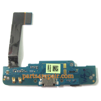 Dock Charging Flex Cable for HTC Window Phone 8X