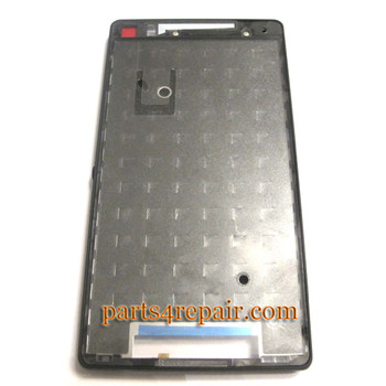 Front Housing Cover for Sony Xperia ZL L35H