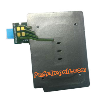 NFC Wireless Charging Coil for LG Nexus 4 E960 from www.parts4repair.com