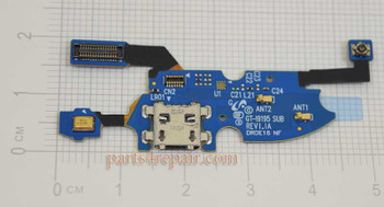 Dock Charging Flex Cable for Samsung I9190 Galaxy S4 mini