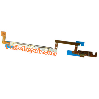Side Key Flex Cable for Samsung P6800 Galaxy Tab 7.7