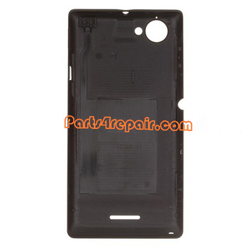 We can offer Back Cover for Sony Xperia L S36H -Black