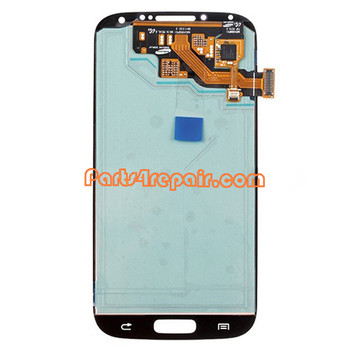 Complete Screen Assembly for Samsung I9505 Galaxy S4 -White