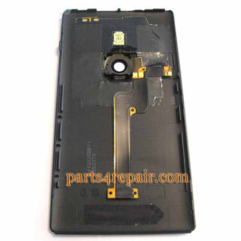 We can offer Back Housing Cover for Nokia Lumia 925 -Black