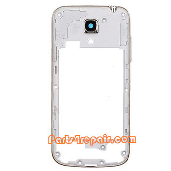 Middle Cover for Samsung Galaxy S4 mini I9190/I9195 -White