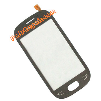Touch Screen Digitizer for Samsung Rex 90 S5292 -Grey