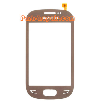 Touch Screen Digitizer for Samsung Rex 90 S5292 -Brown