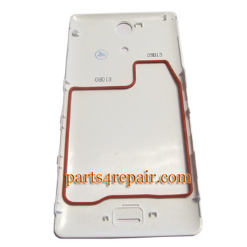 We can offer Back Cover for Sony Xperia ZR M36H -White