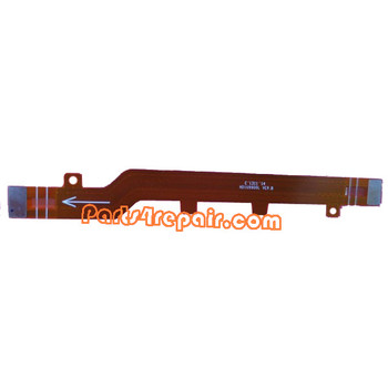 FPC Flex Cable for Huawei Ascend Mate MT1-U06 from www.parts4repair.com