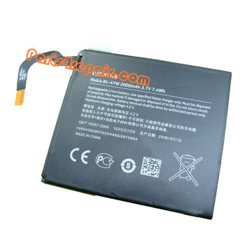 We can offer BL-4YW 2000mAh Battery for Nokia Lumia 925