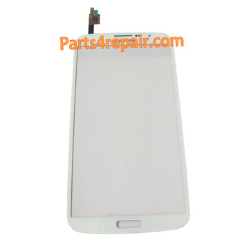 Touch Screen Digitizer for Samsung Galaxy Mega 6.3 I9200 -White from www.parts4repair.com
