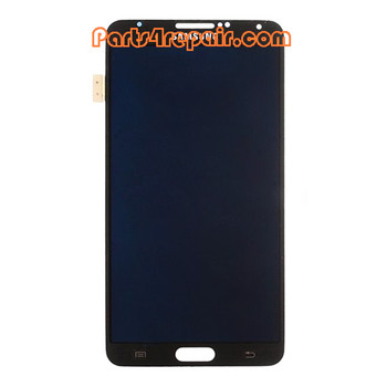 Complete Screen Assembly for Samsung Galaxy Note 3 N9000 -Black from www.parts4repair.com