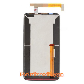 We can offer Complete Screen Assembly with LGP for HTC One X +
