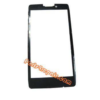 Touch Lens Screen OEM for Motorola RAZR HD XT925 from www.parts4repair.com
