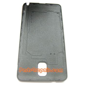 Back Cover for Samsung Galaxy Note 3 N900 -Black