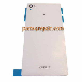 Back Cover OEM for Sony Xperia Z1 L39H -White