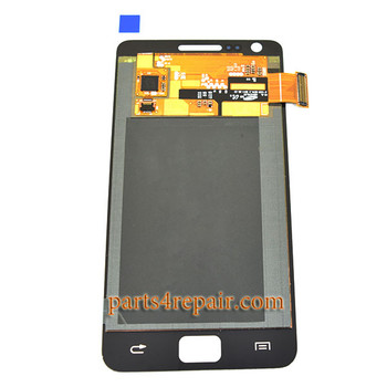 Samsung I9100 LCD Screen and Digitizer Assembly
