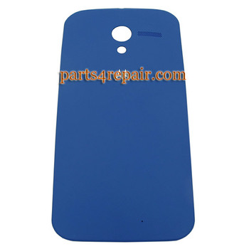 Back Cover OEM for Motorola Moto X XT1058 -Dark Blue