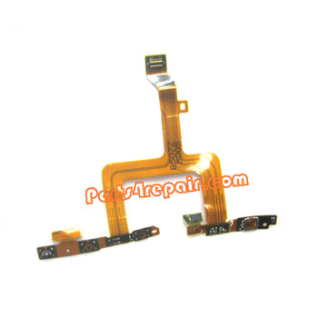 We can offer Side Key Flex Cable for Nokia Lumia 900