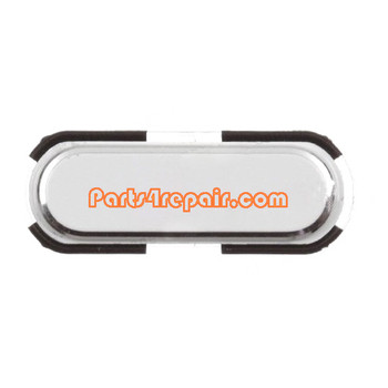 Home Button for Samsung Galaxy Note 3 -White from www.parts4repair.com