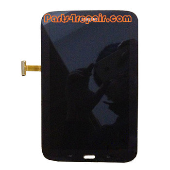 Complete Screen Assembly for Samsung Galaxy Note 8.0 N5100 (WIFI Version) -Black from www.parts4repair.com