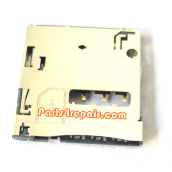 SIM Contact Holder for Huawei Ascend Mate MT1-U06 from www.parts4repair.com