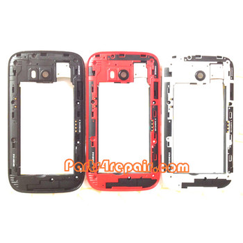 We can offer Middle Frame for Nokia Lumia 822