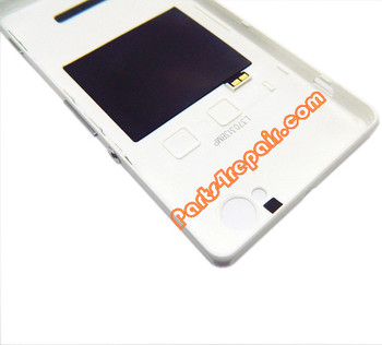 We can offer Back Cover with NFC for Sony Xperia M C1905 -White