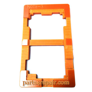 UV Glue (LOCA) Alignment Mould for Samsung Galaxy Note 3