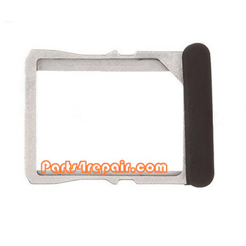 SIM Tray for HTC One X -Black from www.parts4repair.com