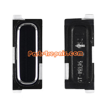 Home Button for Samsung Galaxy S4 mini I9190 -Black in www.parts4repair.com