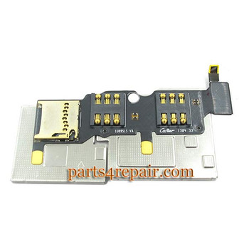 SIM Board for Huawei Ascend G510 from www.parts4repair.com