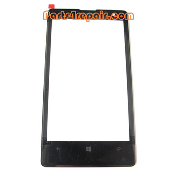 Front Glass for Nokia Lumia 1020 from www.parts4repair.com