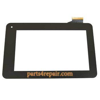 "7"" Touch Screen Digitizer for Acer Iconia Tab B1-710 from www.parts4repair.com"