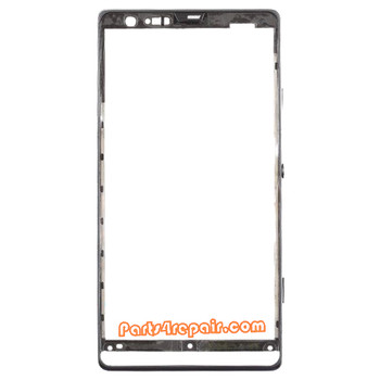 Front Bezel for Sony Xperia SP M35H -Black