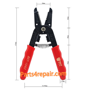 BST 1043 Multi-function Wire Stripper Cutter Plier