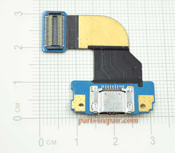 Dock Charging Flex Cable for Samsung Galaxy Tab 3 8.0 T310 from www.parts4repair.com