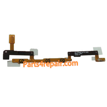 Side Key Flex Cable for Samsung Galaxy Tab 3 7.0 P3200 from www.parts4repair.com