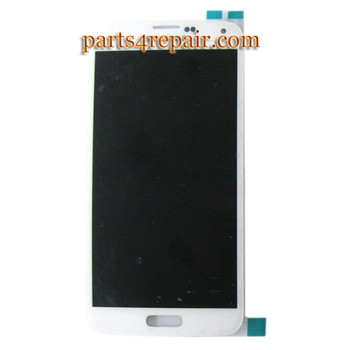 Complete Screen Assembly for Samsung Galaxy S5 -White from www.parts4repair.com