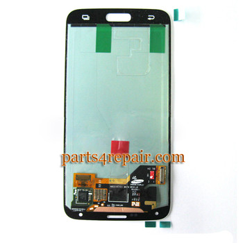 We can offer Complete Screen Assembly for Samsung Galaxy S5 -White